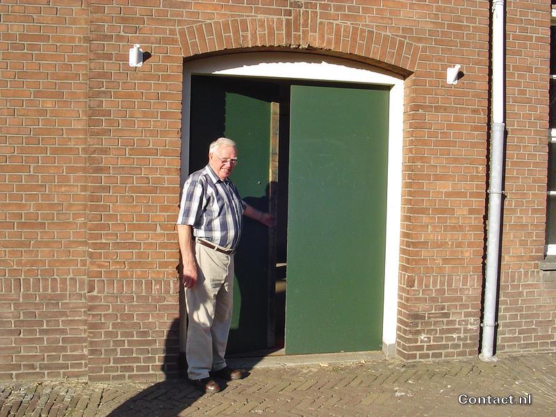 Veilingcommissie neemt afscheid Havo-gebouw